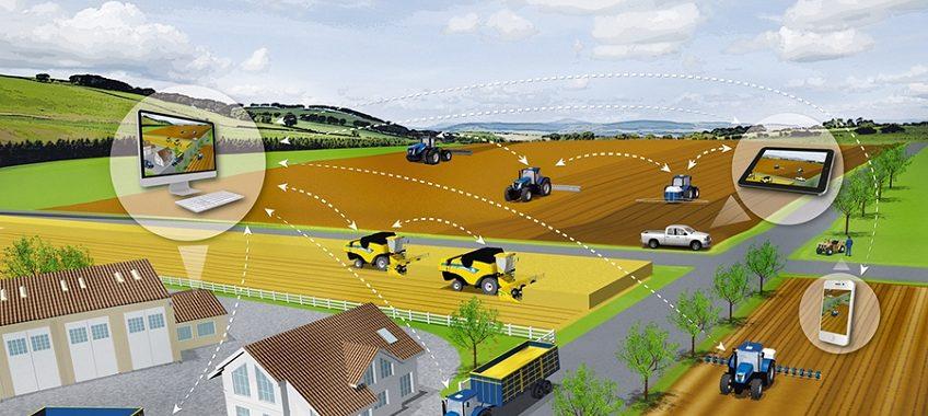 Risultati immagini per agricoltura di precisione
